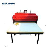 Large size Double Station pneumatic sublimation machine heat press