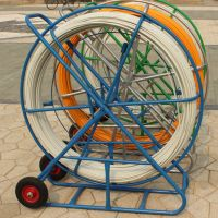 Factory price pulling cable duct rodder