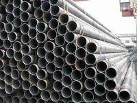 Black Round Steel Pipe