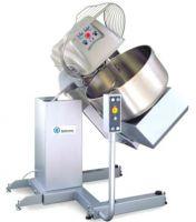 Spiral Dough Mixer with lifter