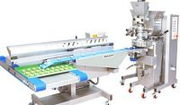 Automatic Cookie Machine with conveyor