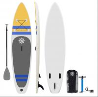 Explorerboards P10 11 Feet Long Inflatable Stand Up Paddle Board Package