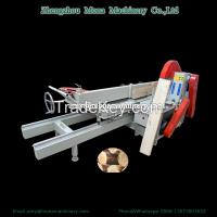 High Quality Woodworking Saw Machinery Sliding Table Saw Log Cutting M
