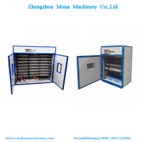 CE chicken eggs incubator and hatcher/hot eggs incubator/Good quality eggs hatcher