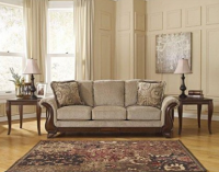 Signature Design By Ashley Lanett Sofa Barley