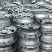 99.99% Aluminum Scrap 6063 / Alloy Wheels scrap/ Wire scrap for sale