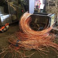 Copper Wire Scrap 99.9%/Millberry