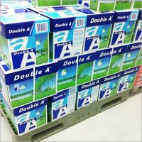 HIGHEST GRADE AA SUPER WHITE 70 75 80 GSM DOUBLE A A4 PAPER COPY PAPER / COPIER PAPER