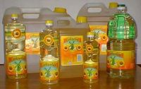 SUNFLOWER OIL - 100% REFINED AND CRUDE