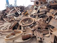 Used metal scrap hms 1&2 with used rails Used Rail Scrap R50/R65