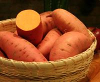Quality Fresh Sweet Potatoes from Farm  in thailand