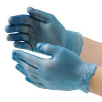 OEM available disposable powder free synthetic glove