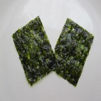 Thailand  style food wholesale green yaki nori seaweed laver