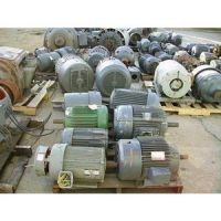 Mixed used electric motor scrap for sale now