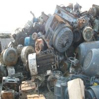 Mixed Used Electric Motors