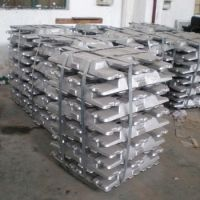 Aluminum ingot 99.9 high quality