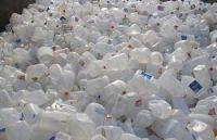 HDPE MILK BOTTLE SCRAPS IN BALES FOR SALE