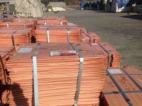 Copper Cathode 99.9% LME Registered
