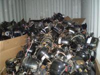 Drained Compressor scrap