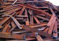 Iron Scrap/ Metal scrap HMS 1 and HMS 2 scrap steel