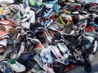 All Colored Used shoes and second hand shoes in thailand