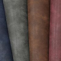 High Quality PU Leather Artificial Leather To Make Shoe Upper