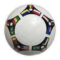 Professional Manufacturer Customized Logo Soccer Ball PU PVC TPU Match Football