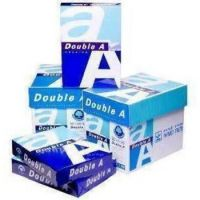 double a4 copy 80 gsm / white a4 copypaper a4 paper 70g 80g for sale