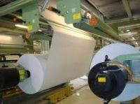 Blank High Bulk Stocklot Newsprint Paper 48.8gsm