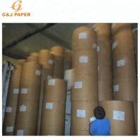 Hight Standard Size 45 47 48 48.8 gsm Newsprint Reel paper