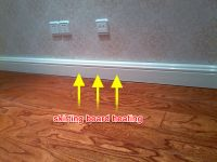 Competitive Price Hot Water Radiant Room Baseboard Heater