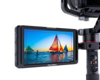 FEELWORLD F5 5 Inch DSLR Camera Field Monitor IPS Full HD 1920x1080 Support 4K HDMI Input Output Tilt Arm Power Output