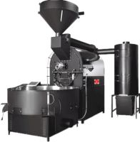 175 Kg Industrial Automatic Coffee Roaster