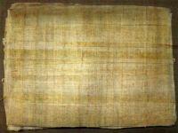 Blank Papyrus