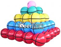 BALL TOWER, GYM BALL, WATER BALL, WATER GAME/GEERTW