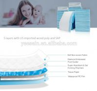 Disposable baby underpad