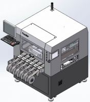 Precision Labeling machine