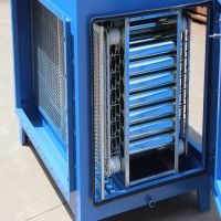China manufacturer high efficiency high voltage electrostatic precipitator esp