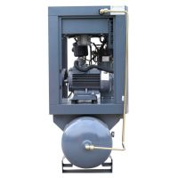 Airhorse 11kw/15hp Screw air compressor with air tank and dryer