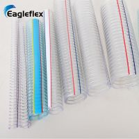 2inch pvc steel wire hose transparent hose with high quality