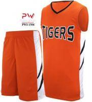 Basket Ball Uniforms
