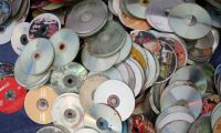 PC CD DVD Scrap