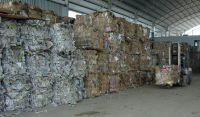 OCC Waste Paper - Cardboard & Kraft Paper Scraps 100%
