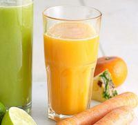 Pineapple Juice And Mango Pulp