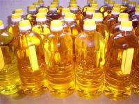 Crude Refined Sunflower Oil