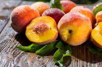 High Quality Fresh Sweet Peaches