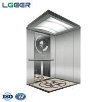 VVVF AC Drive Elevator Lift Passenger Elevator from China Elevator Fac