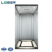 Gearless Traction villa elevator lift small home lift 250kg 320kg 400k