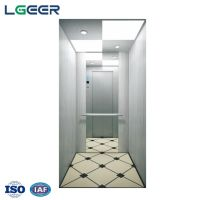 AC drive type outdoor home villa elevator home lift for house
