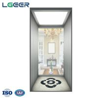 250kg 320kg 400kg Small Home Lift Residential Home Elevator